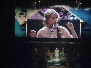 Speak Now tour in Denver